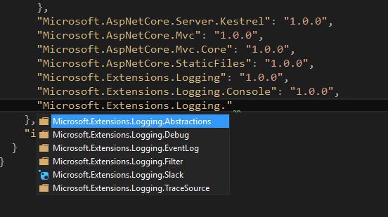 microsoft-extensions-logging