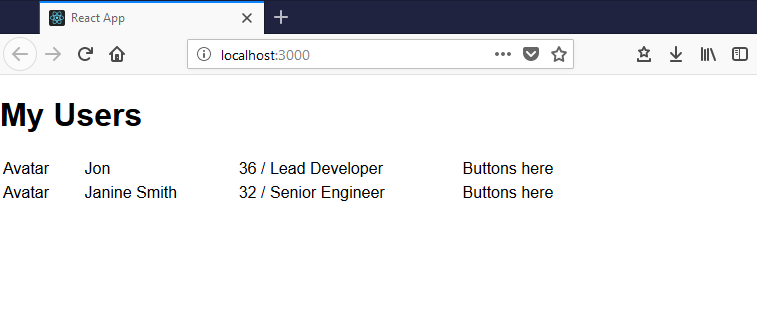 Learning React - How to connect React components to your ASP NET